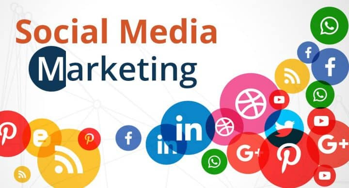 Jenis Digital Marketing - Social Media Marketing