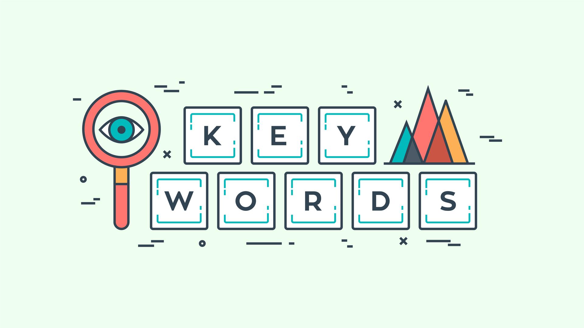 Cara Sederhana Menemukan Kata Kunci Artikel