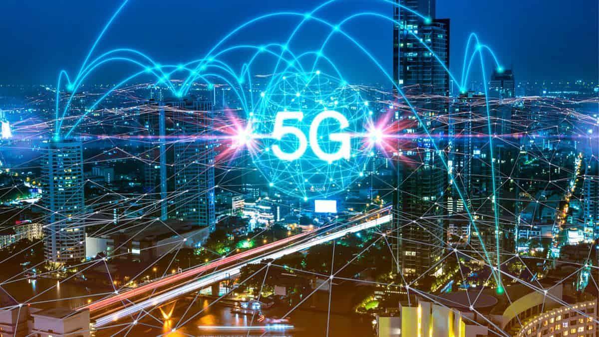 Kominfo Atur Teknologi 5G Melalui UU Cipta Kerja