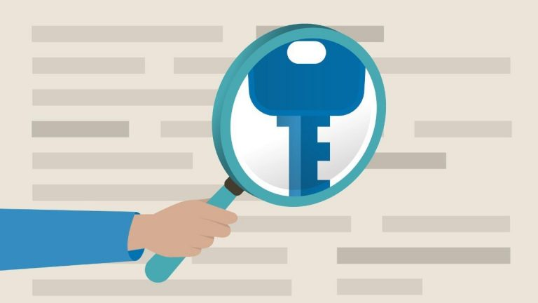 Pastikan-profil-LinkedIn-kaya-dengan-kata-kunci