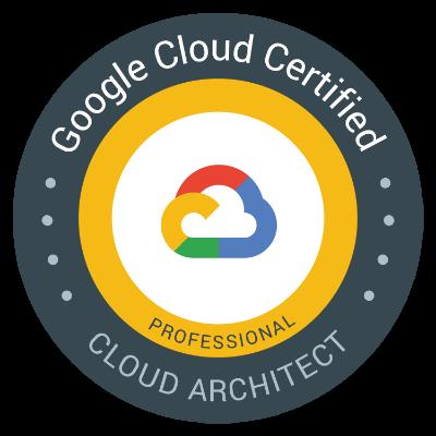 Google Cloud Architect Professional