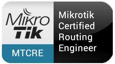 Mickrotik certifiied routing engineer